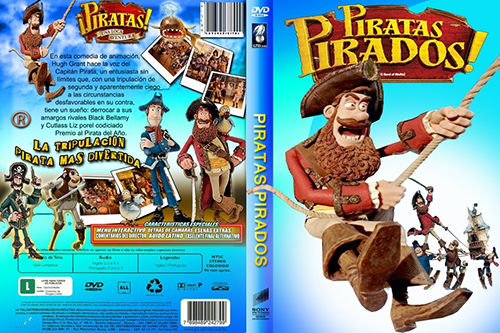 Piratas Pirados! Torrent - BluRay Rip