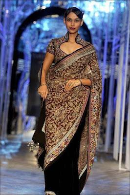 Latest-unique-indian-designer-bridal-saree-collection-for-brides-4