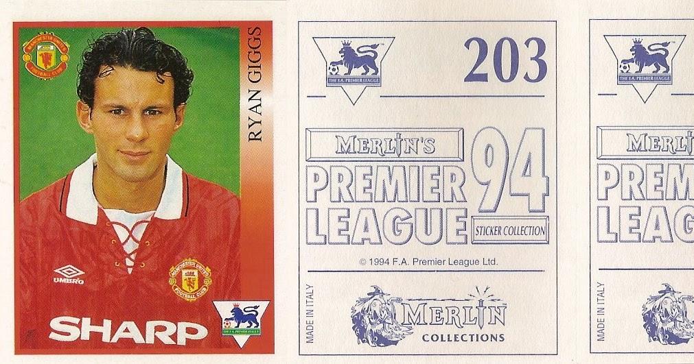 204 Merlin Premier League 96-Gary Penrice Queens Park Rangers no