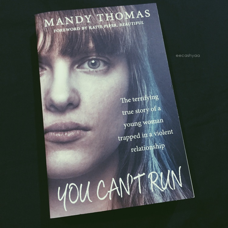 you can't run by mandy thomas