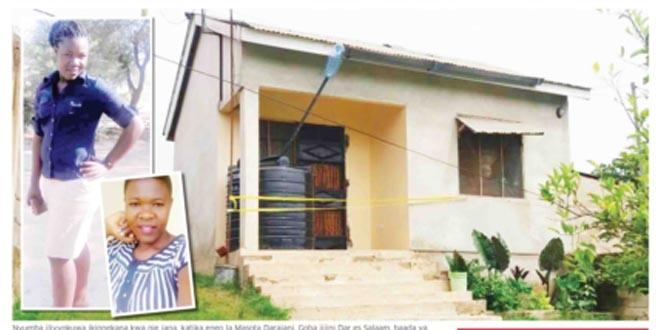 Jeshi la Polisi Lamkamata Mtuhumiwa Aliyeua Mkewe na Kichanga kwa Jembe