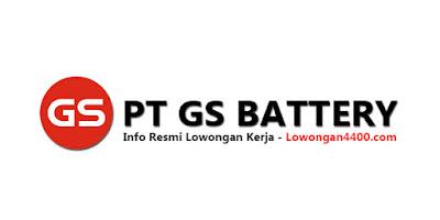PT GS Battery (Alamat - Profil - Lowongan Kerja Terbaru)