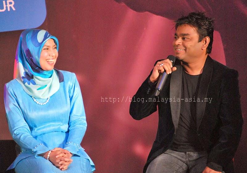 Malaysia AR Rahman Interview