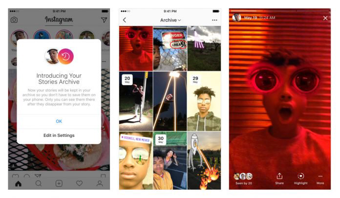 Instagram Now Lets You Highlights Save Your Favorite Stories Permanently on Your Profile