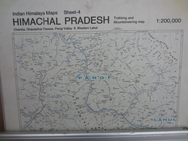 map himachal