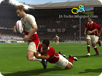 EA Sports Rugby 08 Gameplay 3