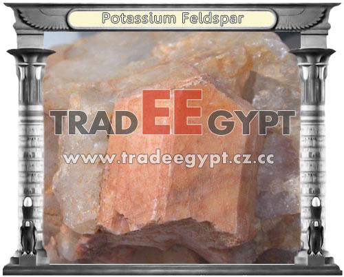 potassium feldspar trade egypt co import export mining logistics