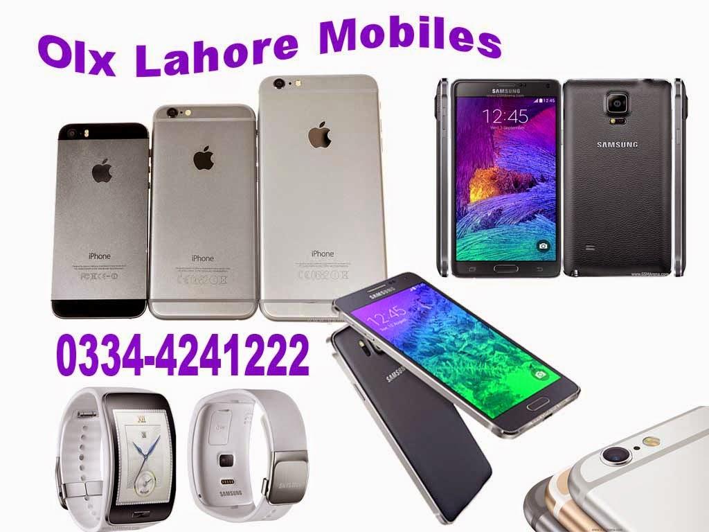 | Olx Lahore Mobiles