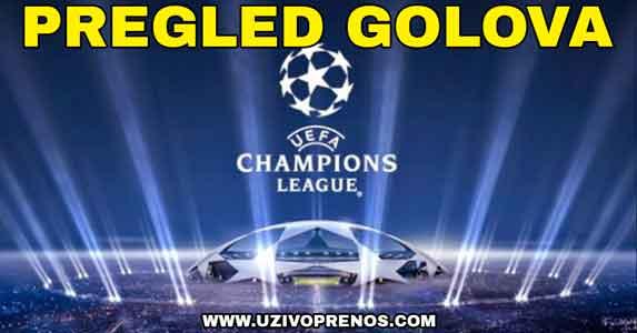 Liga šampiona pregled golova