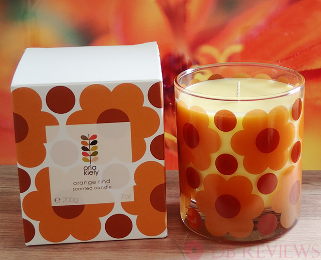 New Orla Kiely Home Fragrance