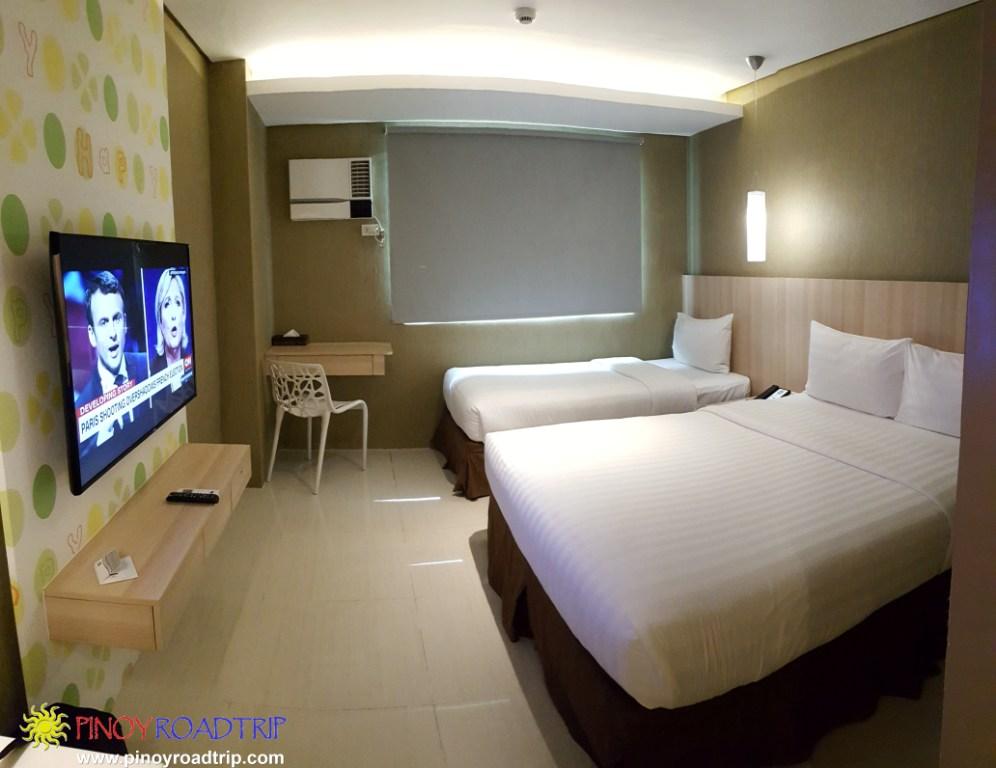Pinoy roadtrip hotel 101 manila a review for Design hotel 101
