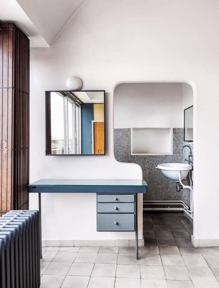 Le Corbusier S Studio Apartment In Paris Mid Mod Amp More