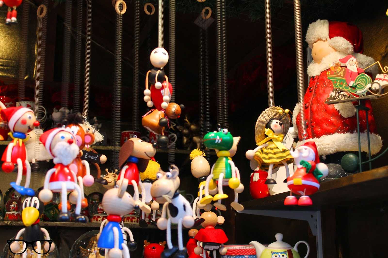Muñecos colgantes