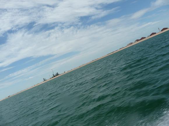 Арабатська стрілка. Пансіонат Сокіл. Море, пляж