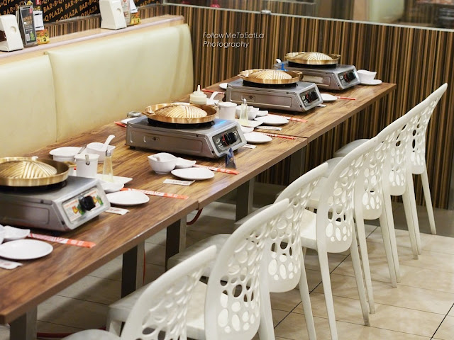 Spacious, Clean & Pleasant Dining Environment