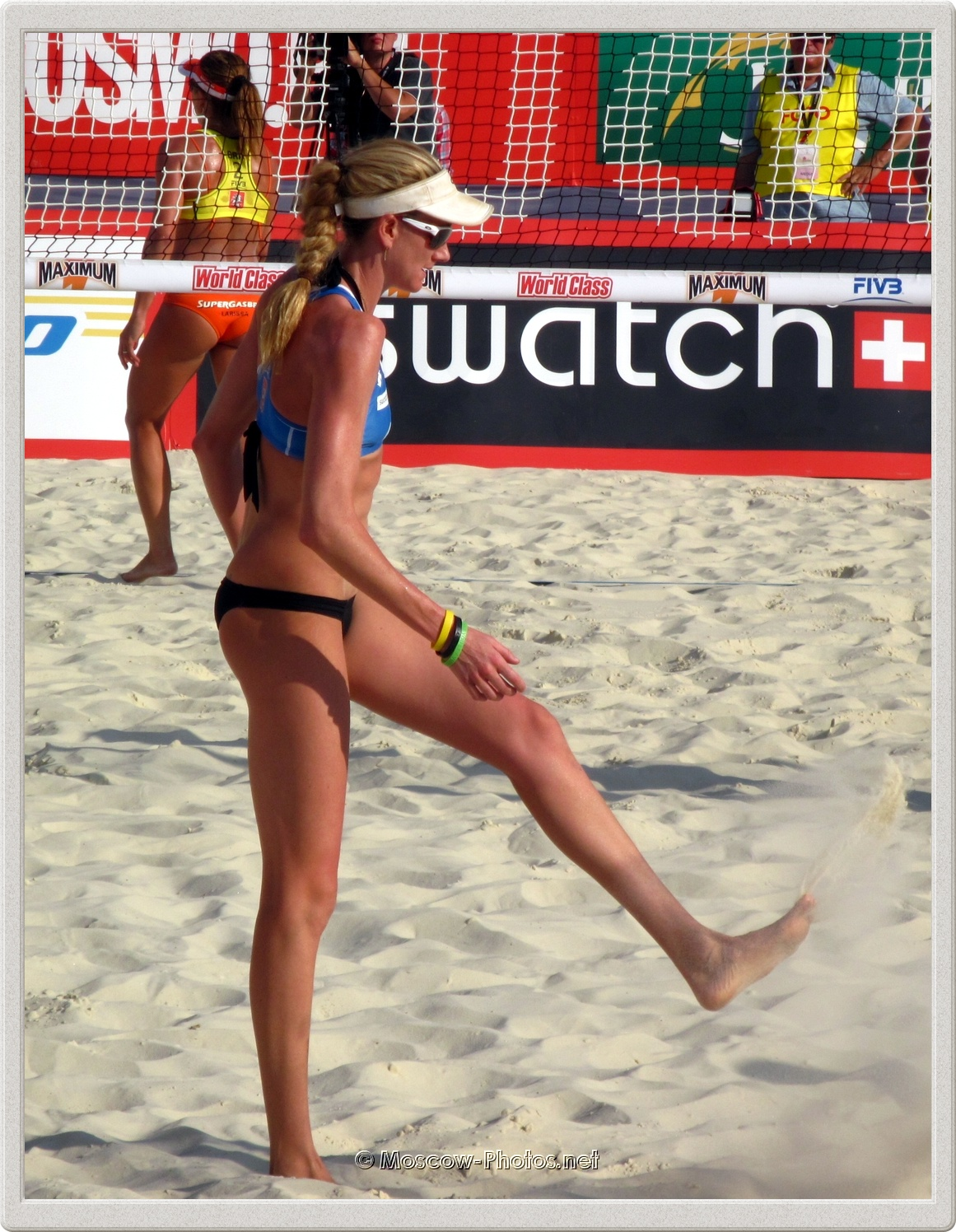 Kerri Walsh at Beach Volleyball World Tour