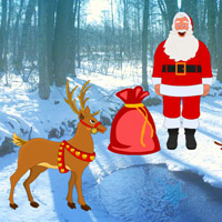 Games2Rule Santa Sack Hidden Escape