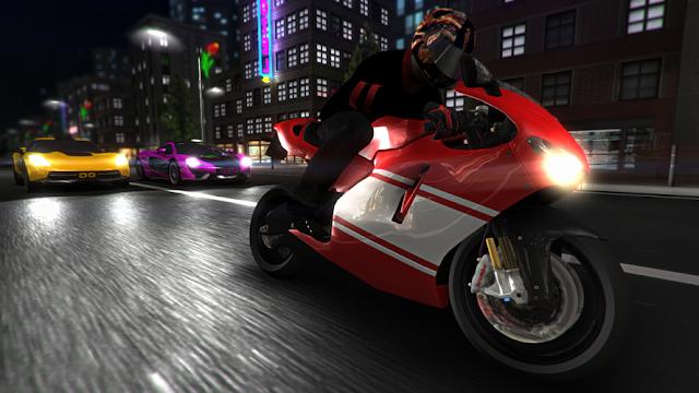 لعبة Racing Fever: Moto افضل لعبة متوسكلات على جوجل بلاى