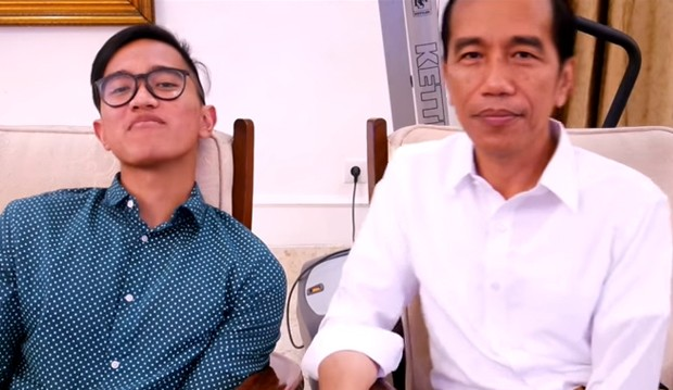 Jokowi Curhat Sering Tak Nyambung Ngobrol Dengan Kaesang