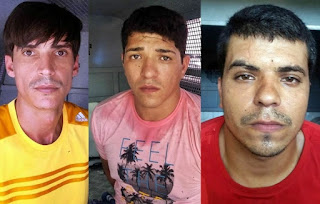 Suspeitos de explodir BB e Correios de Soledade e Assunção são presos