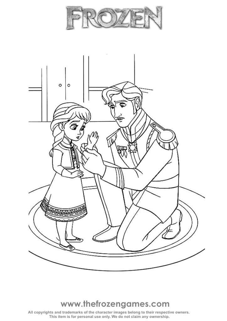 Small Frozen Coloring Pages : Top young elsa frozen coloring pages library