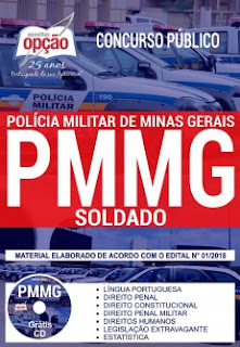 Baixe Apostila Concurso PM MG 2018 PDF Soldado download