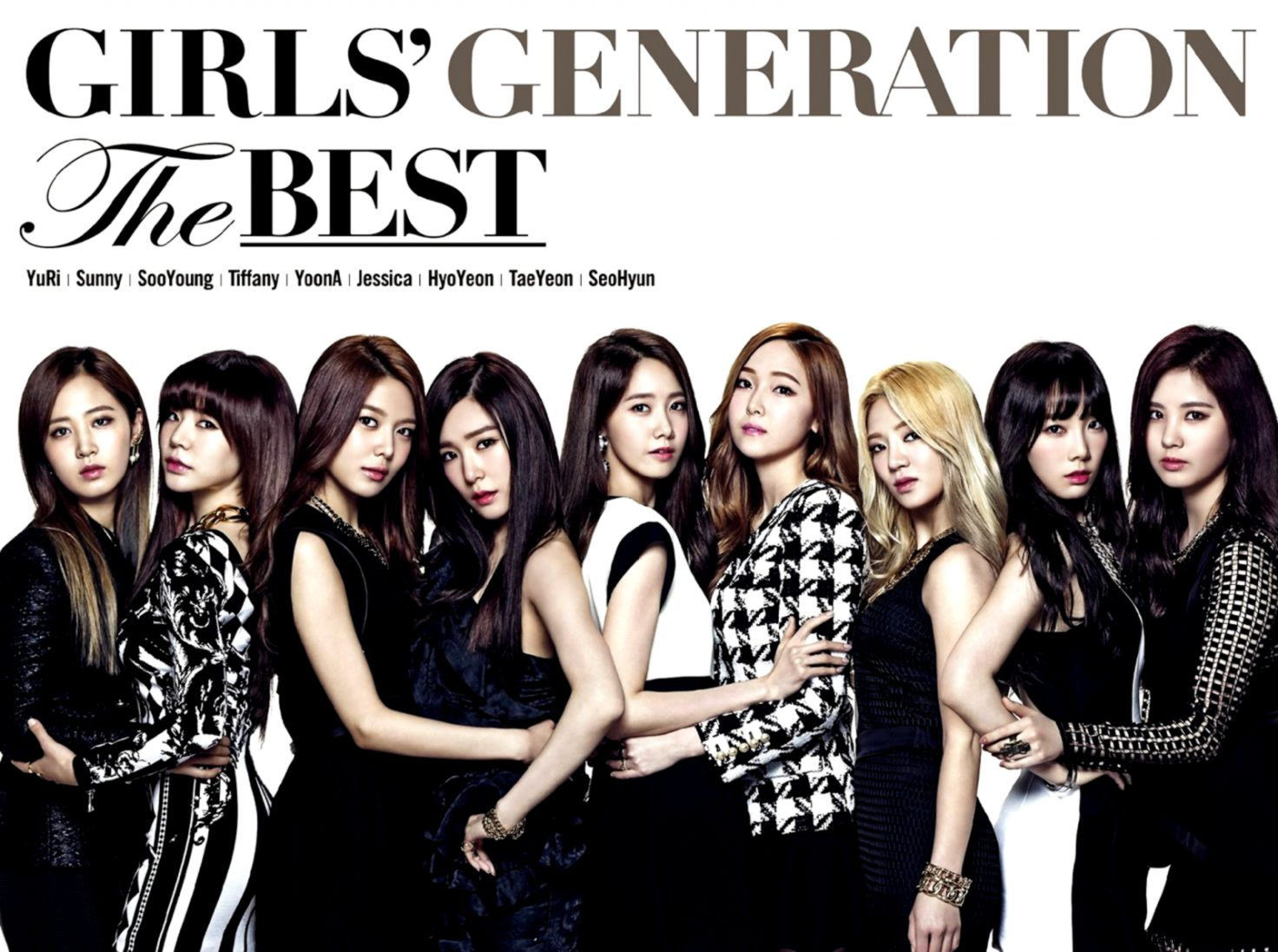 White Edition Girls Generation Snsd Wallpapers Wallpapers Quality