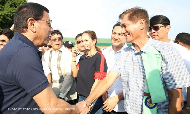 EX-AFP Chief Roy Cimatu is the new DENR secretary