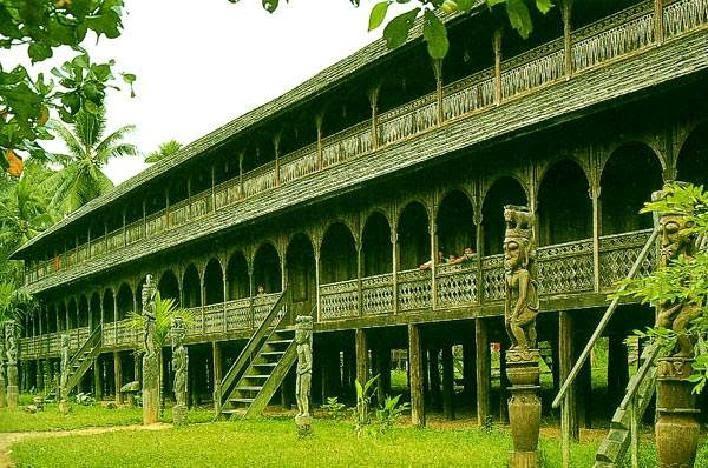 Rumah Adat Tradisional Lengkap Beserta Gambar Dari Setiap Provinsi