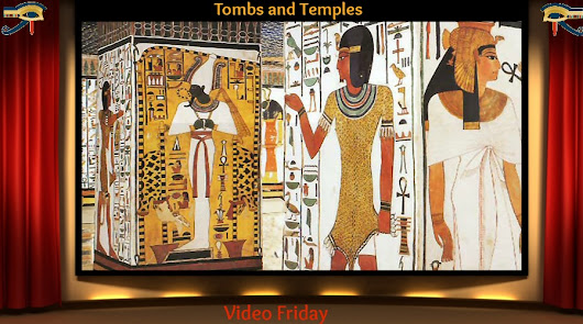 Video Friday: Temples and Tombs