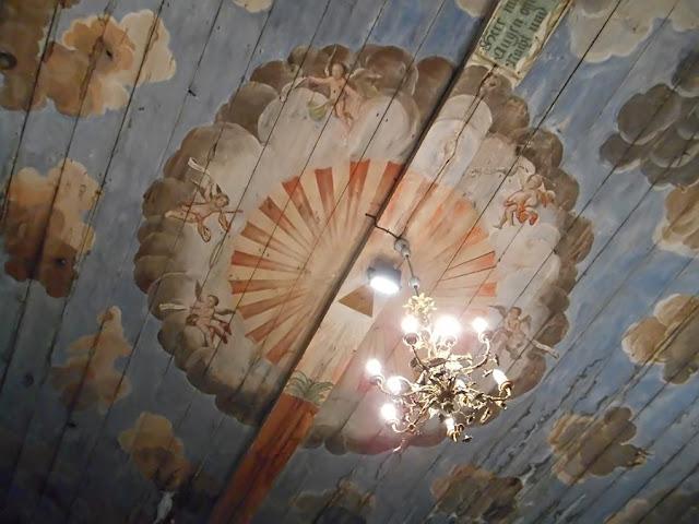 kościół, Pogorzeliska, zabytek, ciekawostki