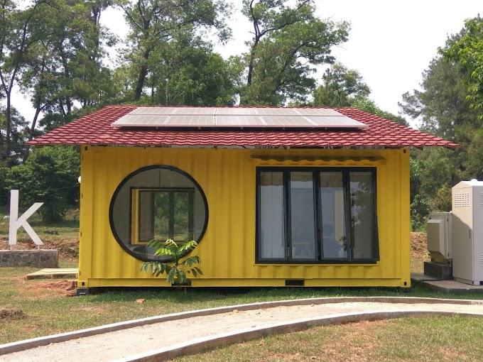 FTUI Resmikan Model Rumah Masa Depan Dual Power