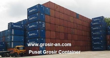 Beli Container Bekas Di Jakarta Murah