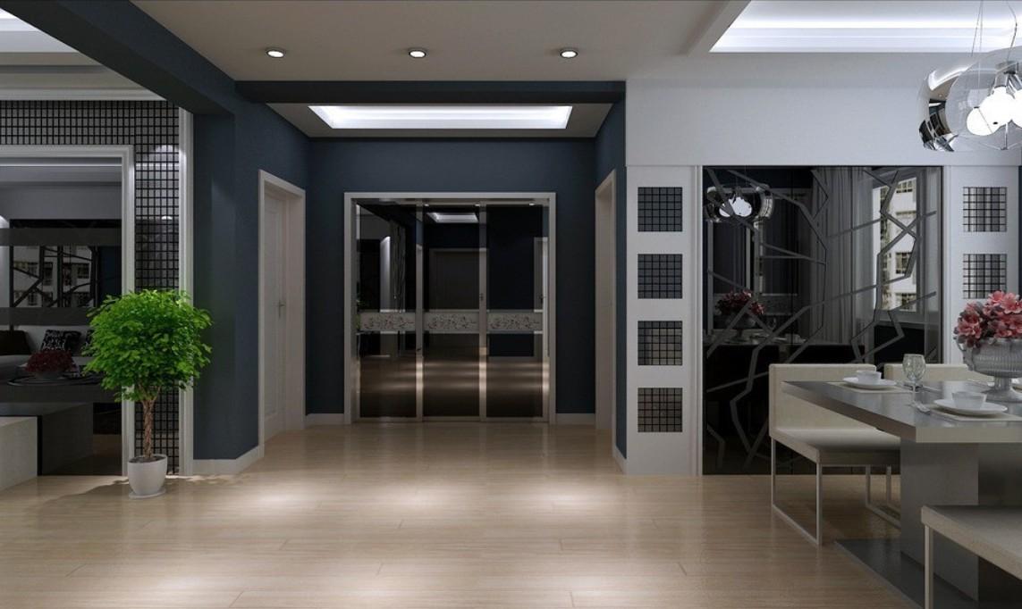Easy Living Room Interior Decorating Plan