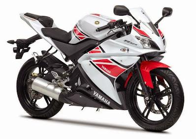 Yamaha YZF R125 Technical Specs