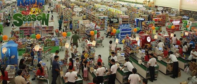 Macam Pasar Berdasarkan Wujud, Wilayah, Waktu & Contoh