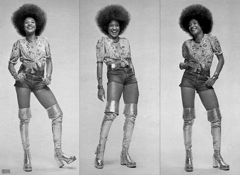 Hot Pants Of The 1970s