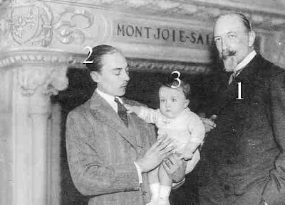 Maison de France: 3 générations (années 1930)