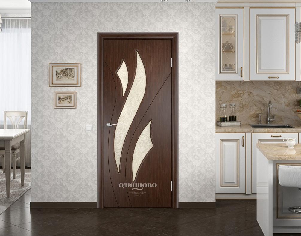 Межкомнатная дверь ПВХ «Латина ДО»