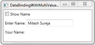 Mitesh Sureja's Blog: Multi Value Converters in WPF