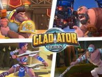 Gladiator Heroes MOD APK v2.3.2 Unlimited Skill Point Terbaru