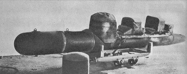 "Italian ""pig"" midget submarines are used on 19 December 1941 worldwartwo.filminspector.com"