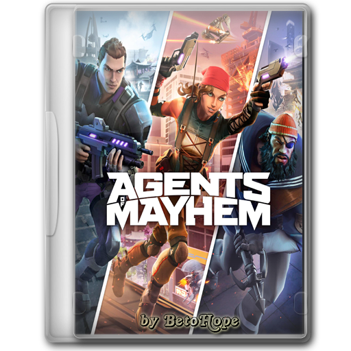 Agents of Mayhem Full Español MEGA