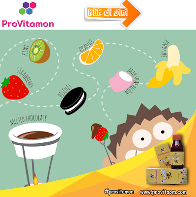 Membentuk Kecerdasan Anak Dengan Provitamon