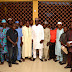 Gobir Meets With Ilorin East and South Elders Forum, Seeks Support For Buhari/Osinbajo Re-election