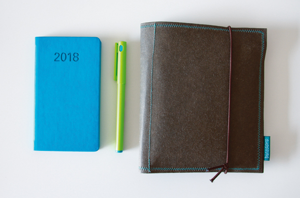 binedoro Blog, DIY, nähen, Kladde, Ideensammler, Kalender, Notizblock, unterwegs, SnapPap, Tutorial, Anleitung