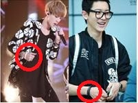 Celebrities Who Wear Bracelets For Comfort Women Are Helps To Making People Know About The Started From Group Beast S Yang Yoseop