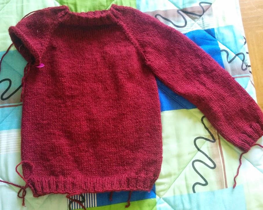 Tricoter un pull aux aiguilles circulaires top down d butant friendly et fa - Tricoter sans aiguilles ...