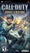 Call of Duty Roads to Victory PSP (CSO) Español