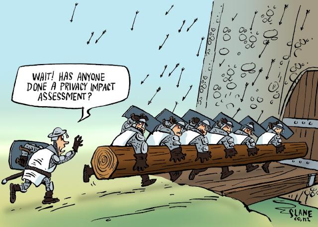 privacy cartoons by chris slane Data Breach Cartoons Privacy Cartoons #3